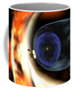 Voyager 2 Spacecraft Studies The Outer Coffee Mug