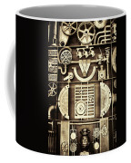 Vulcan Steel Steampunk Coffee Mug
