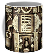 Vulcan Steel  Steampunk Metalworks Coffee Mug