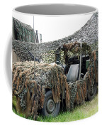 Vw Iltis Of The Special Forces Group Coffee Mug