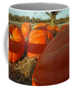 Wagon Ride For Pumpkins Coffee Mug