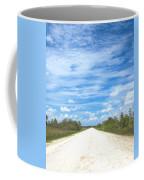 Wagon Wheel Road - 4 Coffee Mug