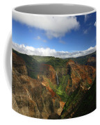 Waimea Canyon Landscape Coffee Mug
