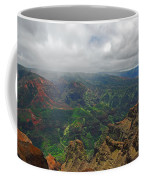 Waimea Canyon Weather Coffee Mug