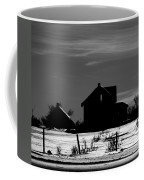 Waiting By The Pain Coffee Mug by Empty Wall
