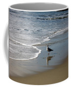 Waiting For Lunch On Shore Coffee Mug