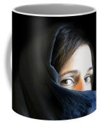 Waiting In Silence Coffee Mug