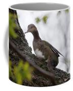 Waiting Out The Rain Coffee Mug