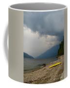 Waiting To Kayak Coffee Mug
