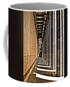 Walhalla Colonnade ... Coffee Mug by Juergen Weiss