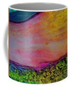 Walk Into The Future Coffee Mug