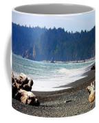 Walk On La Push Beach Coffee Mug