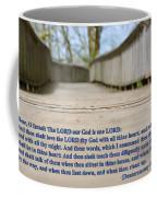 Walkest By The Way Coffee Mug