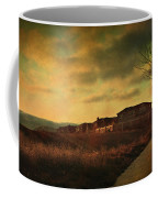 Walking Alone Coffee Mug by Laurie Search