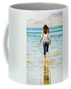 Walking Away 1 Coffee Mug