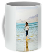 Walking Away 2 Coffee Mug