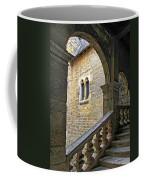 Walking Through A French Castle Coffee Mug