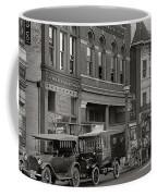 Walking Through The Time Coffee Mug