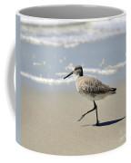 Walking Willet Coffee Mug
