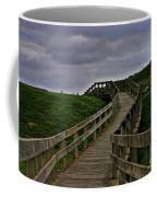 Walkway On Phillip Island Coffee Mug