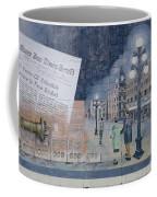 Wall Art Moose Jaw 2 Coffee Mug