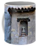 Wall Detail At Carmel Coffee Mug