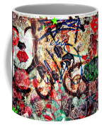 Wall Of Conversation Coffee Mug