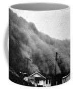 Wall Of Dust, Kansas, 1935 Coffee Mug
