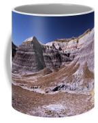 Wall Of Purple Coffee Mug