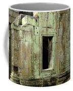 Wall Ta Prohm Coffee Mug by Bob Christopher