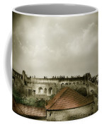 Walls Of Dubrovnik Coffee Mug