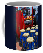 Walrus Drums Coffee Mug