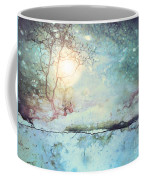 Wandering In The Light Coffee Mug
