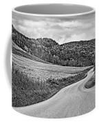 Wandering In West Virginia Monochrome Coffee Mug