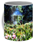 War Memorial Rose Garden 1  Coffee Mug