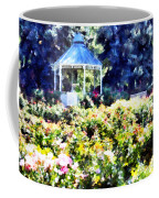War Memorial Rose Garden  3 Coffee Mug