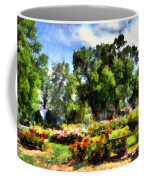 War Memorial Rose Garden  4 Coffee Mug