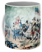 War Of 1812 Battle Of New Orleans 1815 Coffee Mug by Photo Researchers