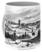 War Of 1812: Bladensburg Coffee Mug