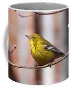 Warbler - Pine Warbler - Oh So Yellow Coffee Mug