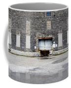 Warehouse Loading Dock Door 3 Coffee Mug