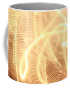 Warm Strings Of Glowing Light Coffee Mug