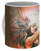 Warrior Dance Coffee Mug
