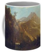 Wasatch Mountains Coffee Mug