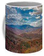 Wasatch Range  Coffee Mug