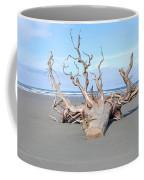 Washed Up Coffee Mug