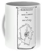 Washington: Book Of Surveys Coffee Mug