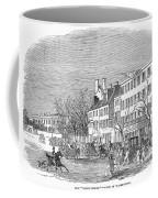 Washington, D.c., 1853 Coffee Mug