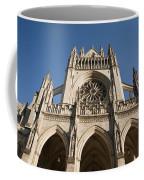 Washington National Cathedral Entrance Coffee Mug