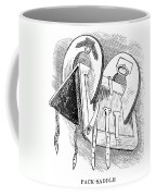 Washington: Saddle Coffee Mug